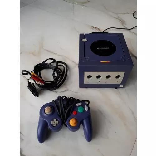 Gamecube original usado - excelentes condições!