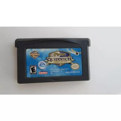 Jogo cartucho nintendo harry potter gameboy advance s