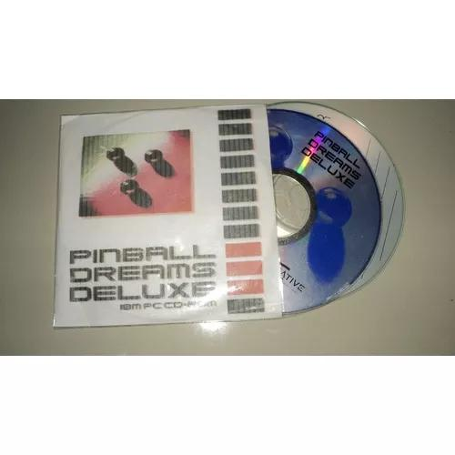 Jogo pc original - pinball dreams deluxe - antigo classico