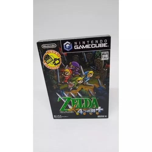 Legend of zelda: fours swords adventures gamecube