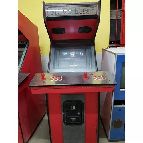 Maquina de fliperama arcade - multijogos