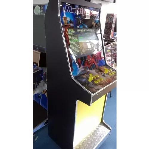 Máquina multijogos pandora 1300 jogos arcade 22