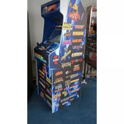 Máquina multijogos retrô arcade 19 polegadas 999 jogos