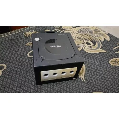 Nintendo Game Cube Preto Só O Console Não Leu Leia Obs B67