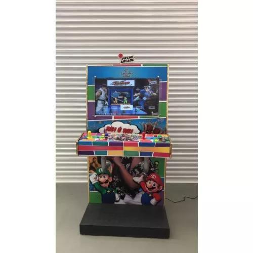 Prime arcade com tv 32