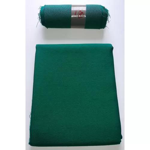Tecido acrílico verde 1.80 mesas / bilhar snooker carteado