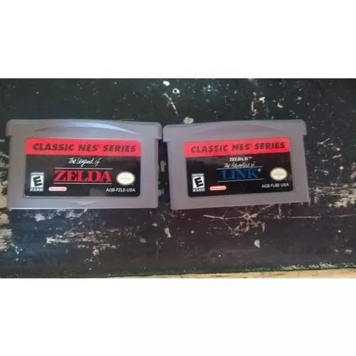 Zelda i&ii gba original