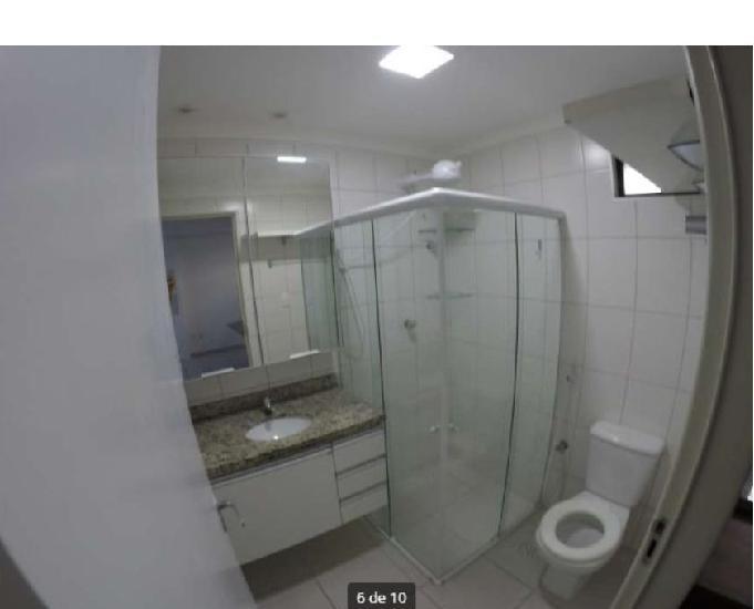 Apartamento, 48m², 1 quarto, ponta verde, 1300mês