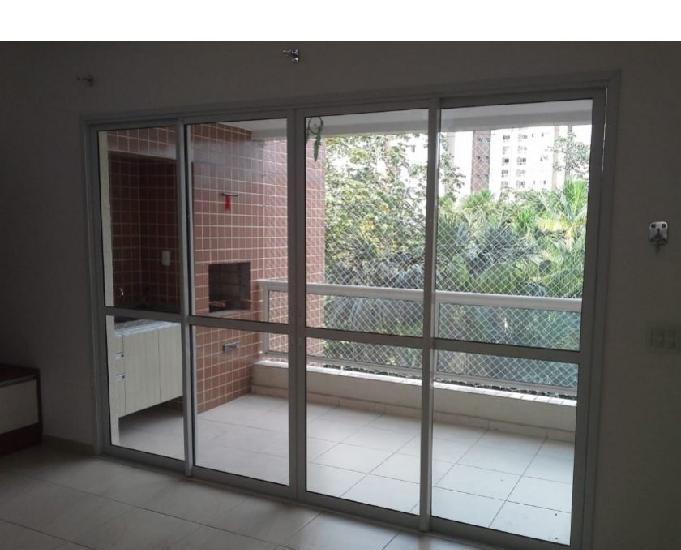 Apartamento av. ephigênio salles, 4 quartos, 128m², c.