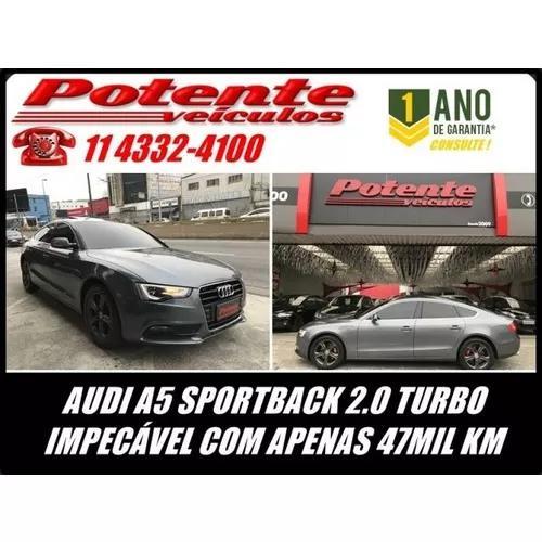 Audi a5 sportback ambiente multitronic