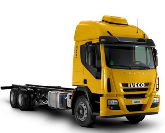 Caminhão iveco com mensais a partir de 1.677 sem juros