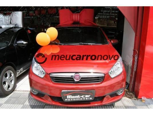Fiat siena essence dualogic 1.6 flex 16v 4p 2014/2015