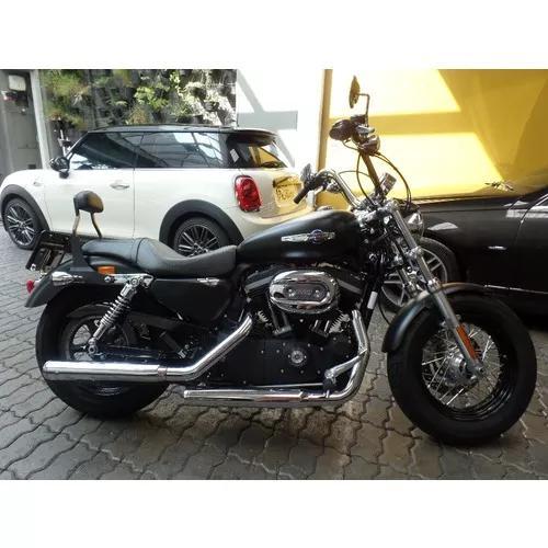 Harley davidson sportster xl1200 cb 2013 5.500 km