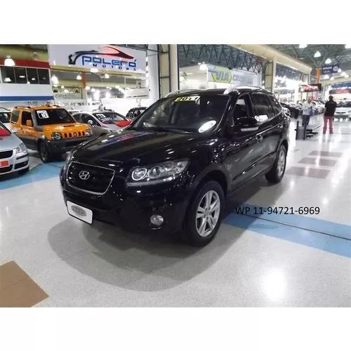 Hyundai santa fe hyundai santa fé 3.5 mpfi gls 7 lugares v6