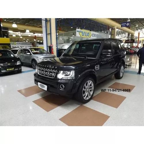 Land rover discovery land rover discovery 4 3.0 hse 4x4 v6