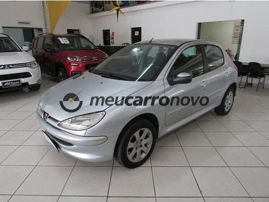 Peugeot 206 selection/sensation 1.0 16v 5p 2004/2005