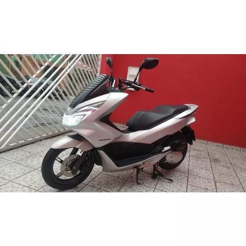 Pcx prata 2017 scooter nao é nmax,lead,citycom