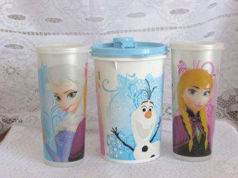 Kit Frozen Tupperware. Aproveite!!!