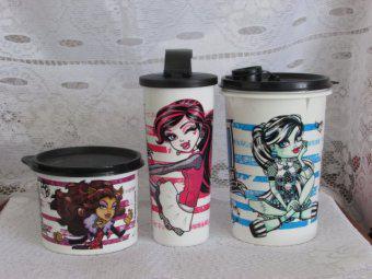 Kit Monster High. Aproveite!!!