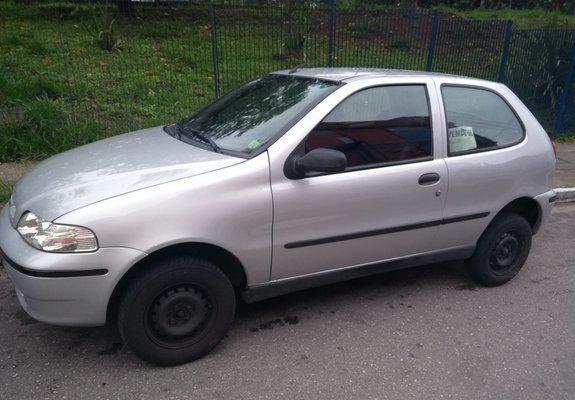Fiat palio ano 2006 mod 2007prata 3 porta em bom estado
