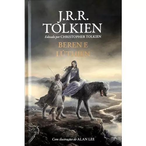 Beren e lúthien (português) capa dura - j. r. r. tolkien