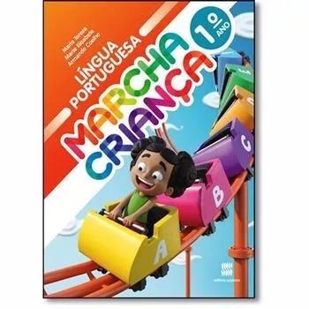Kit 8 Livros Marcha Criança 1º Ano