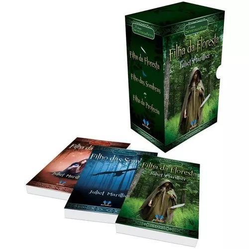 Livro: box coleção sevenwaters - juliet marillier