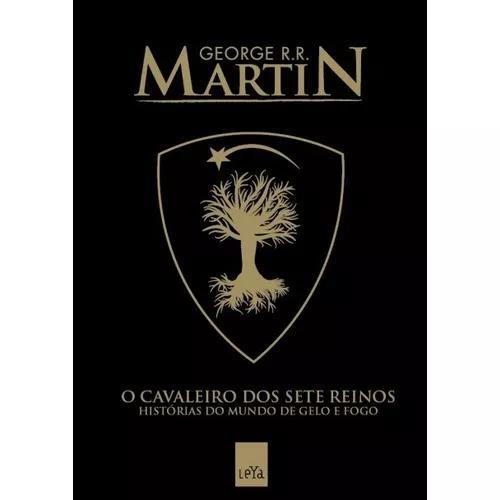 Livro cavaleiro sete reinos - histórias mundo de gelo e