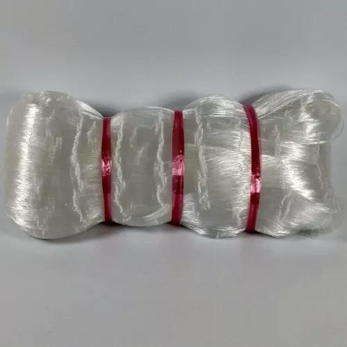 Pano rede malha 8 (40mm) fio0,30 alt3,84 - 100mts promoção