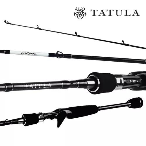 Vara daiwa tatula 581 (1,73m) 15-25lb carretilha
