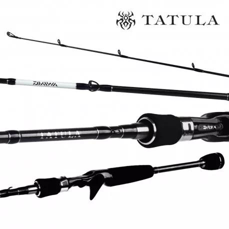 Vara daiwa tatula 601 (1,83m) 8-16lb carretilha lançamento!
