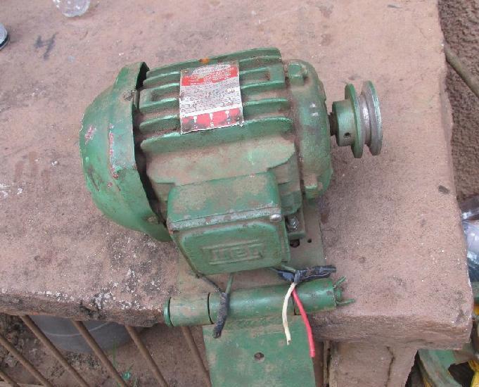 Motor elétrico weg para compressor de ar hz 60 rpm 1140 tri