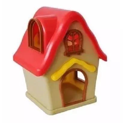 Brinquedo hamster casa village