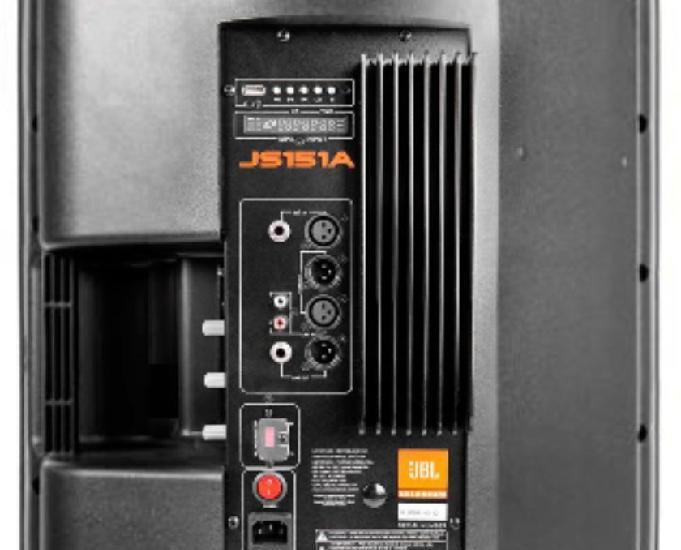 Caixa Ativa JBL 200w RMS Js151a