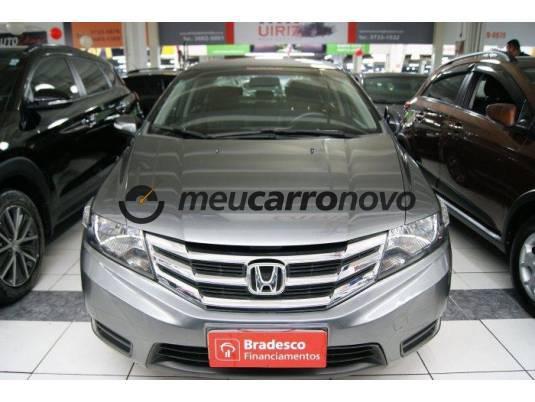 Honda city sedan ex 1.5 flex 16v 4p aut. 2013/2013