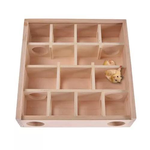 Labirinto para hamster acessório de gaiola grande brinquedo