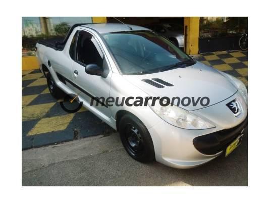 Peugeot hoggar x-line 1.4 flex 8v 2p 2011/2012
