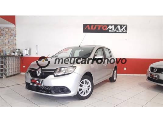 Renault sandero expression hi-flex 1.6 8v 5p 2015/2015