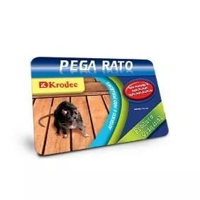 Ratoeira adesiva pega rato - garantida - promoção -
