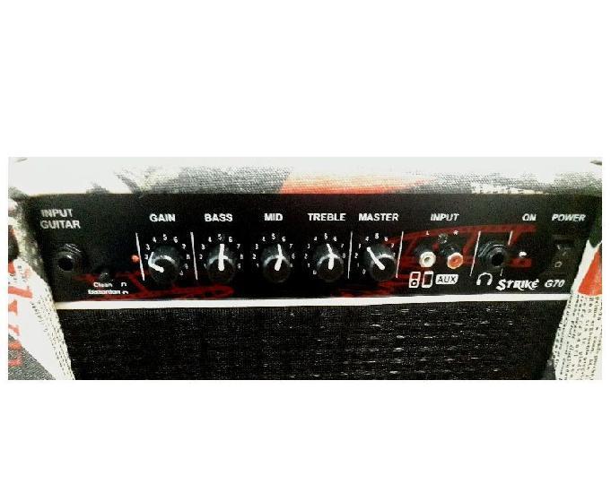 Super Amplificador Borne G70 Novo, Ocasião.