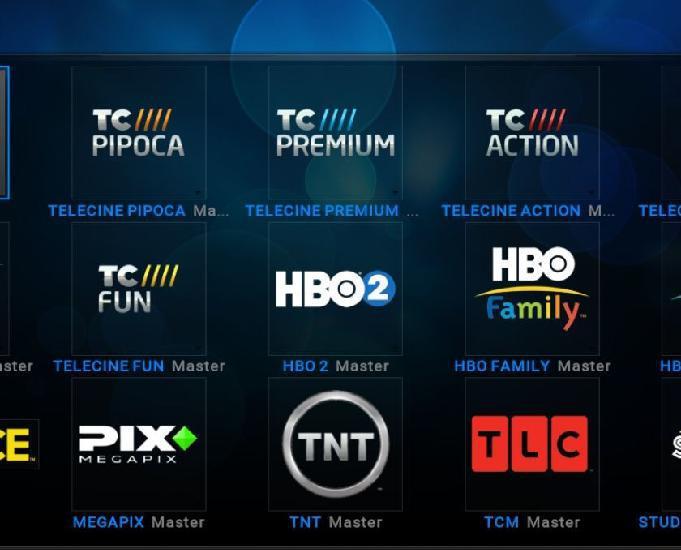Tenha Acesso A Todos os Canais da TV Fechada