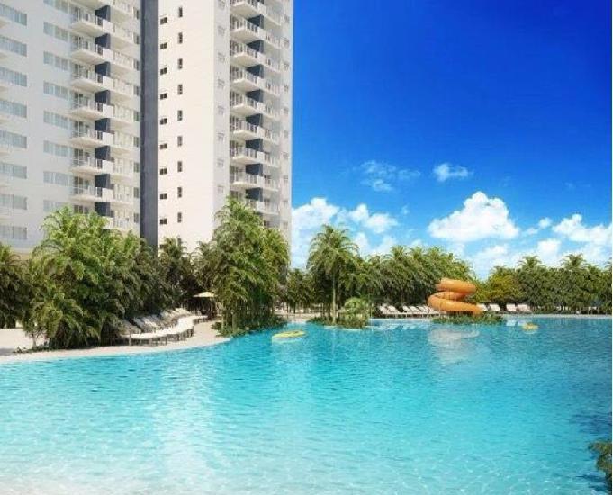 Apartamento com conceito resort abaixo do preço