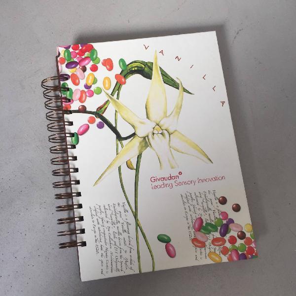 caderno de planejamento planner 100 folhas capa dura