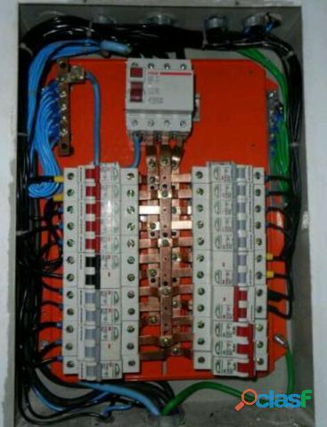 Eletricista 24 horas (85) 3295.3399