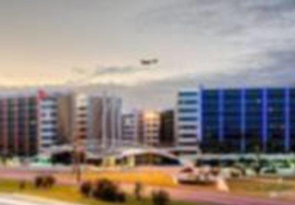 Salas 67m² ou 134m² (2x conjugadas) hangar business park