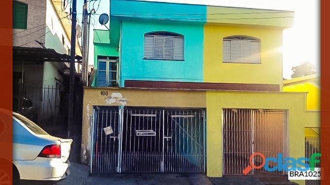 Bra1025 vendo excelente casa comercial e residencial