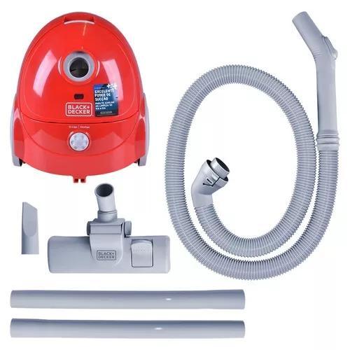 Aspirador eletrico black decker 1000w a1-br profissional