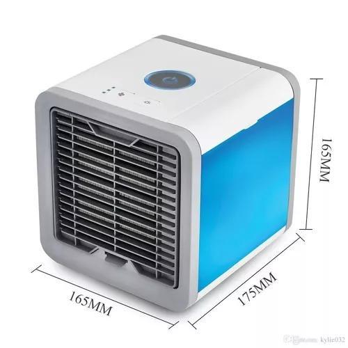 Climatizador air cooler portatil ventilador black friday fri