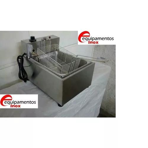 Fritadeira elétrica 6 litros