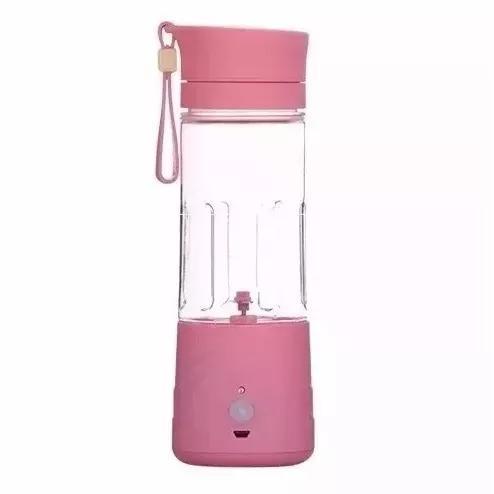 Mini liquidificador juice cup portátil shake cabo usb